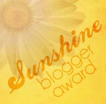 sunset blogger award