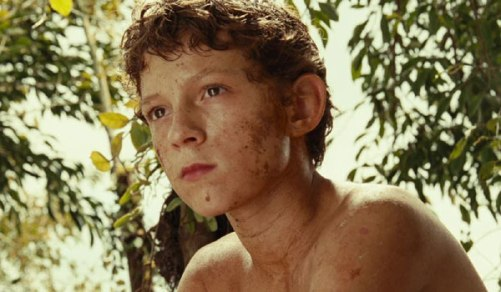 Tom Holland the impossible