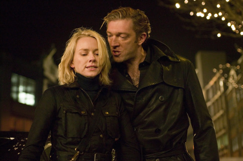 Cassel and Watts in Eastern Promises