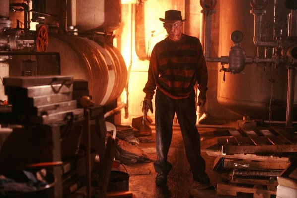 Freddy Krueger in A Nightmare on Elm Street