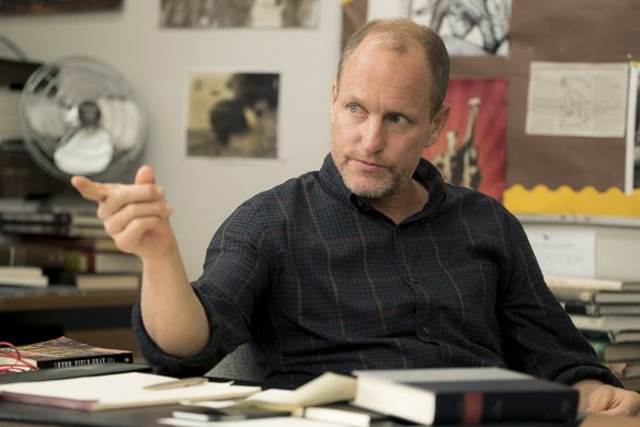 Woody Harrelson in The Edge of Seventeen