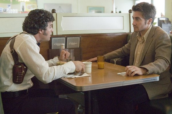 Gyllenhaal and Ruffalo in Zodiac