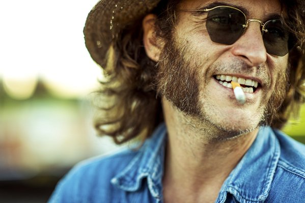 Joaquin Pheonix in Inherent Vice