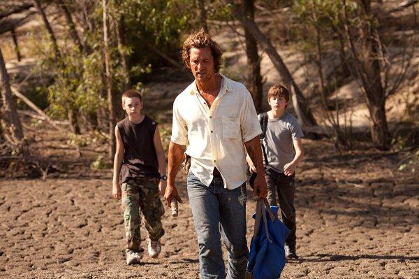 McConaughey in Mud