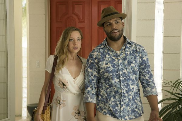 Plaza and Jackson Jr. in Ingrid Goes West