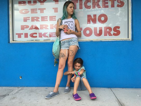 The Florida Project Movie