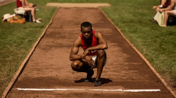 Stephen James in Race